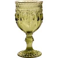 Taça De Vinho Jewelry Green