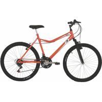 Bicicleta Mountain Bike Mormaii Aro 26 Jaws Com Suspensão - Masculino