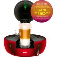 Máquina De Café Espresso Dolce Gusto Nescafé Drop - Automática, Painel Touch Screen, Bebidas Quentes E Frias, Mais Design No Seu Ambiente! Arno