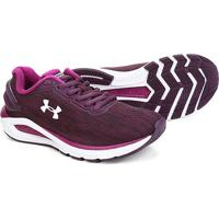 Tênis Under Armour Charged Carbon Masculino - Masculino-Roxo+Lilás