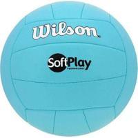Bola Vôlei Wilson Soft Play - Unissex