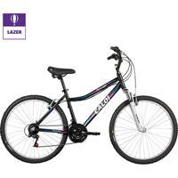 Bicicleta Caloi Rouge T17 R26 V21 - Aro 26 - Feminino