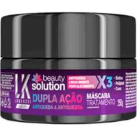 Máscara De Tratamento Lokenzzi Beauty Solution - 250G - Unissex-Incolor