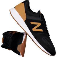 Tênis New Balance Mrl24 Preto
