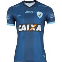 Camisa Do Londrina Ii 2018 Nº 10 Karilu - Masculina - Azul