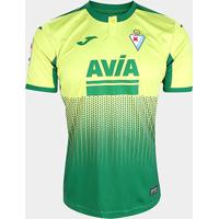 Camisa Eibar Away 19/20 S/Nº Torcedor Joma Masculina - Masculino