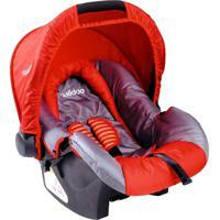 Bebê Conforto Nest Para Zap Vermelho Lenox Kiddo