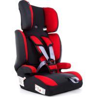 Cadeira Para Automóvel Prisma 36Kg Vermelho E Cinza