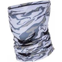 Bandana Go Fisher Proteção Solar Uv 50 - Masculino-Cinza