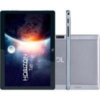 "Tablet Dl Horizon Tab T10 10.1"" 16Gb Wi-Fi Prata"