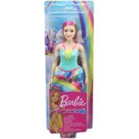 Boneca Barbie Dreamtopia Vestido De Arco Iris Mattel Gjk12