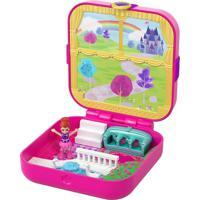 Polly Pocket Castelo Da Princesa - Mattel - Kanui