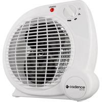 Aquecedor Elétrico Termo Ventilador Cadence Aqc412 Auros 1500W Branco