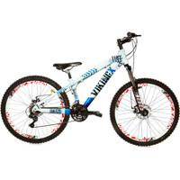 Bicicleta Viking 21V Kit Shimano Freio À Disco - Unissex