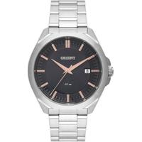 Relógio Orient Masculino Eternal Analógico - Masculino-Prata