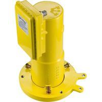 Conversor Century Lnbf Super Digital Monoponto 10009 Amarelo