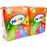 Fralda Papegu Baby Super Pacotao Exg - 200 Unidades + Ganhe Toalhinha Umedecida Papegu 50 Unidades