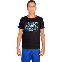 Camiseta Venum Star Jiu Jitsu - Masculino