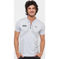 Camisa Polo Puma Mercedes Evoknite Masculina - Masculino