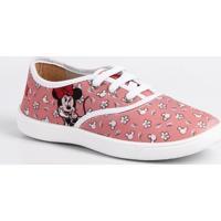 Tênis Infantil Casual Minnie Disney 172423811