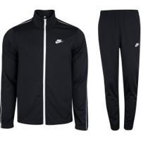 Agasalho Nike Track Suit Pk Basic - Masculino - Preto
