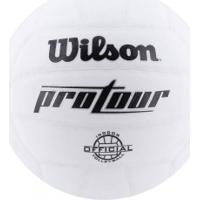 Bola De Volêi Wilson Pro Tour Br - Branco