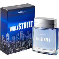 Perfume Fiorucci Wall Street Masculino Deo Colônia 100Ml