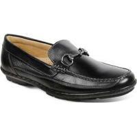 Sapato Masculino Mocassim Sandro Moscoloni Boston Preto Black