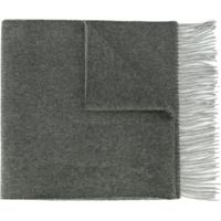 United Arrows Echarpe De Cashmere - Cinza