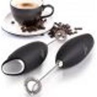 Batedor De Leite Com Espuma - Mini Batedor Para Cappuccino