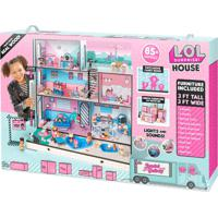 Boneca Lol - Surprise House - Rosa - Feminino - Dafiti