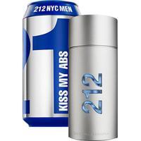 Perfume Masculino 212 Men Collector Carolina Herrera Eau De Toilette 100Ml - Masculino-Incolor