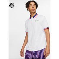 Camisa Polo Nikecourt Slam Masculina