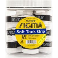 Overgrip Sigma Soft Tack Azul Pote Com 18 Unidades - Unissex