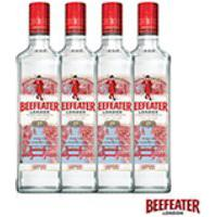 Gin Beefeater London Dry 750Ml - 04 Unidades