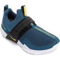 Tênis Nike Metcon Sport Masculino - Masculino-Azul+Amarelo