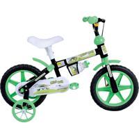 Bicicleta Aro 12 Mini Boy Preto