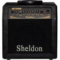 Amplificador Para Guitarra Sheldon Gt300 30W Rms Preto