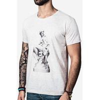 Camiseta Estátua 0298