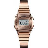 ... Relógio Skmei Digital 1252 Feminino - Feminino-Rose Gold f92b1aee65