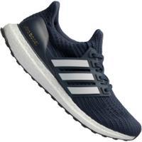 Tênis Adidas Ultraboost Og - Masculino - Azul Esc/Branco