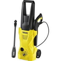 Lavadora De Alta Pressão 1600 Psi Amarela Karcher 110V K2