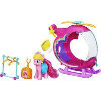 My Little Pony Helicóptero Arco Iris Pinkie Pie - Hasbro