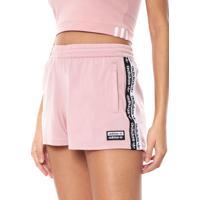 Short Adidas Originals Tape Rosa