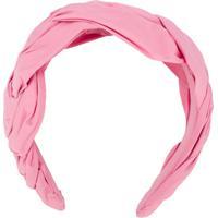 Redvalentino Twisted Headband - Rosa