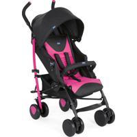 Carrinho De Bebe Echo C/B.Prot Pink Chicco Rosa
