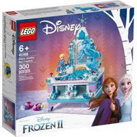 Lego Disney - Disney - Frozen 2 - Caixa De Joias Da Elsa - 41168