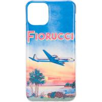 Fiorucci Capa Para Iphone 11Pro Com Estampa Pôr Do Sol - Azul