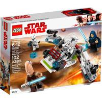 Lego Star Wars - Disney - Star Wars - Jedi E Clone Trooper - 75206