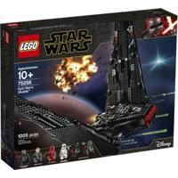Lego Disney - Disney Star Wars - Nave - Kylo Ren'S Shuttle - 75256